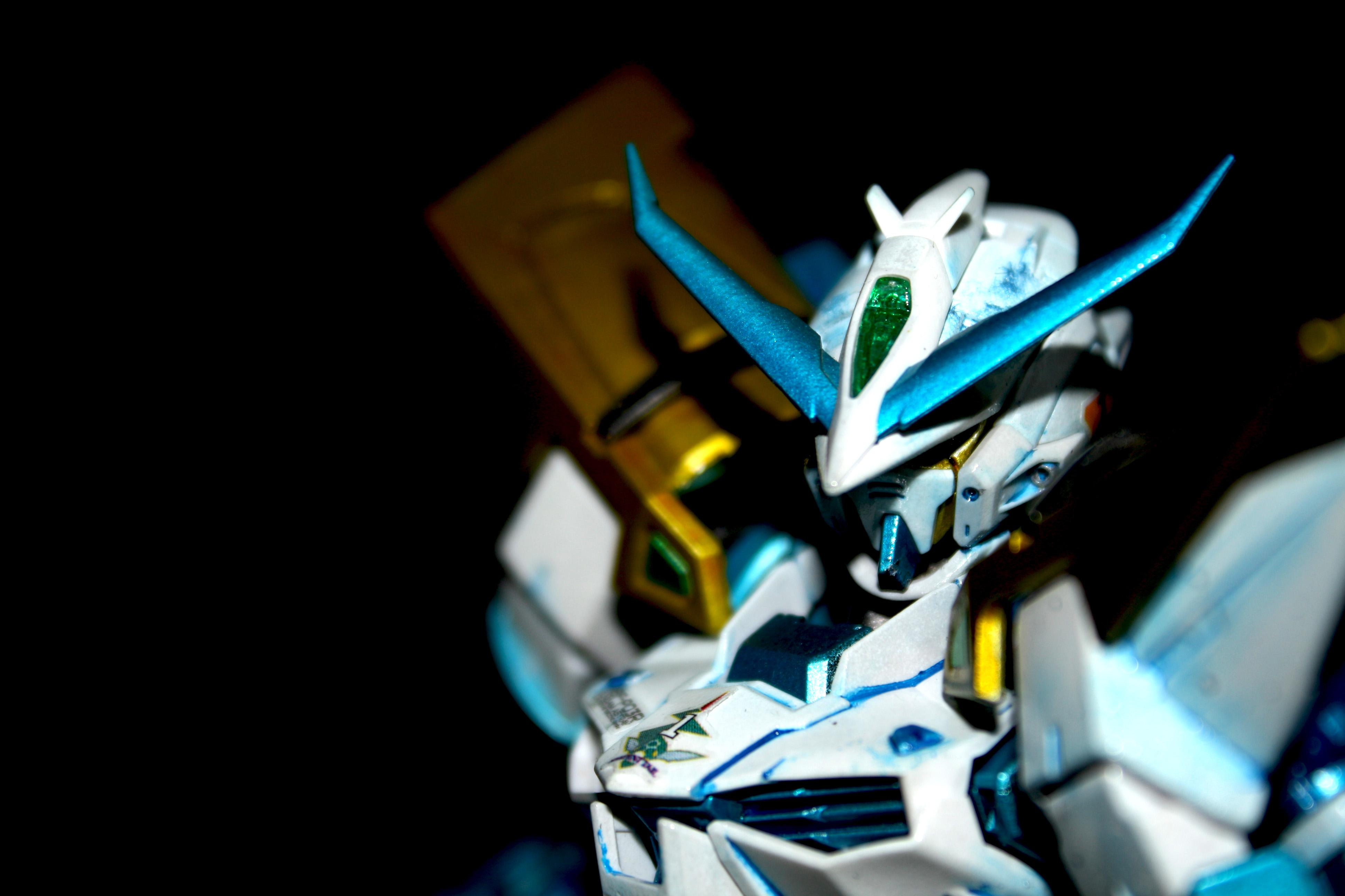Gundam Model Kit 1 100 Master Grade Astray Blue Frame 2nd Second Revise