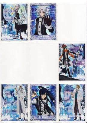D.gray-man Trading Card-Vol.1_0001